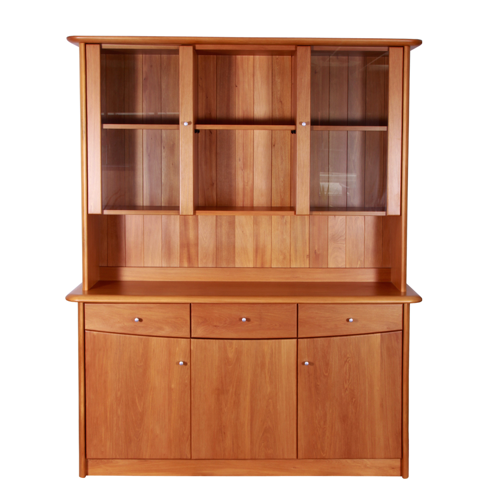 Euphoria 3 Drawer Wall unit