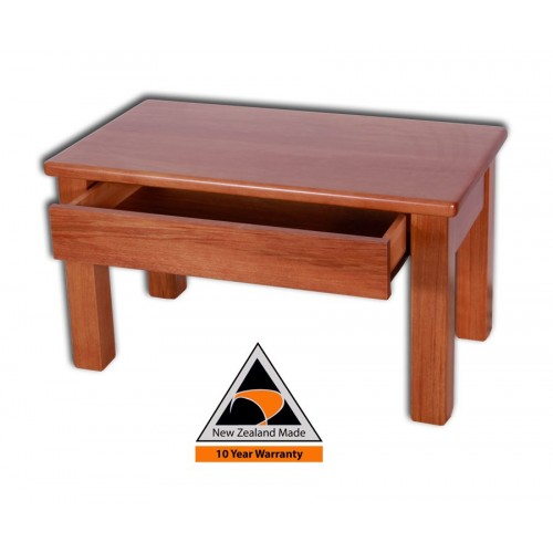 Bella 600 x 600 With Draw Side table