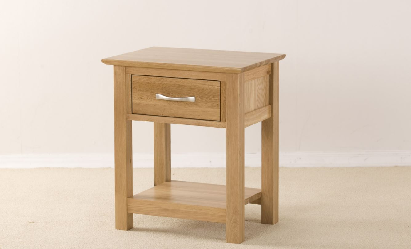 Cambridge Solid Oak Night Stand
