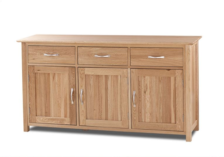 Cambridge Solid Oak Large Sideboard