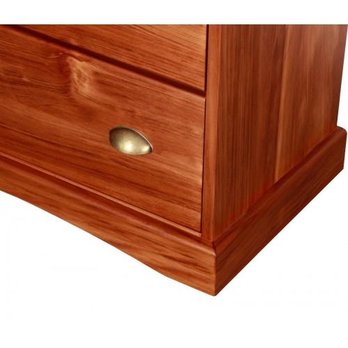 Geo 6 Drawer Small Dresser