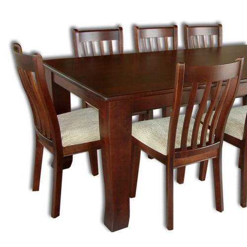 Geo 8 Chairs and Dining Table