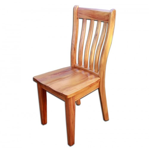 Geo Solid Saddle seat chair