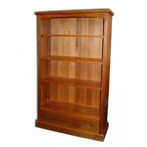 Geo Bookcase 1500 x 900 with Drawer