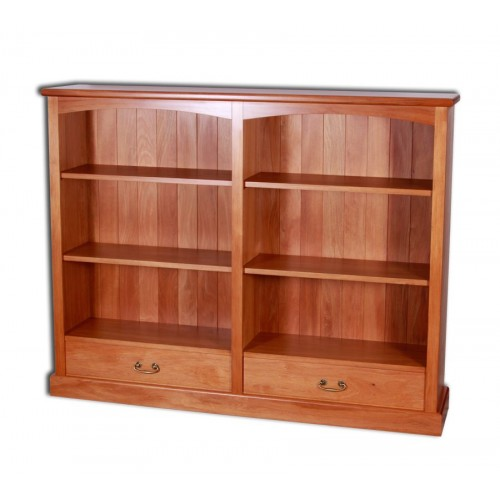 Geo Bookcase 1200 x 1500 with Drawers