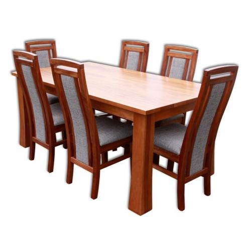 Kea 6 Chairs and Kea Dining Table