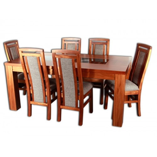 Kea 6 Chairs and Vista Dining Table