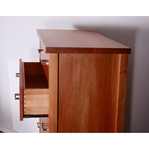 Nero 6 Drawer Tallboy