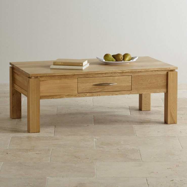 Osaka Coffee Table with Drawer