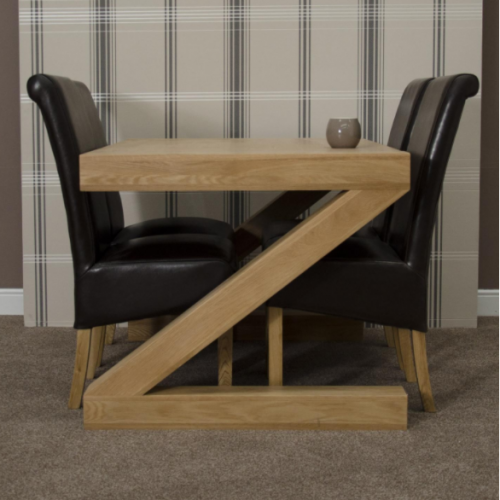Zara Oak Dining Table