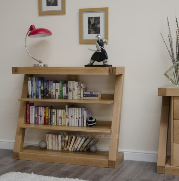 Zara Oak Small Shelf