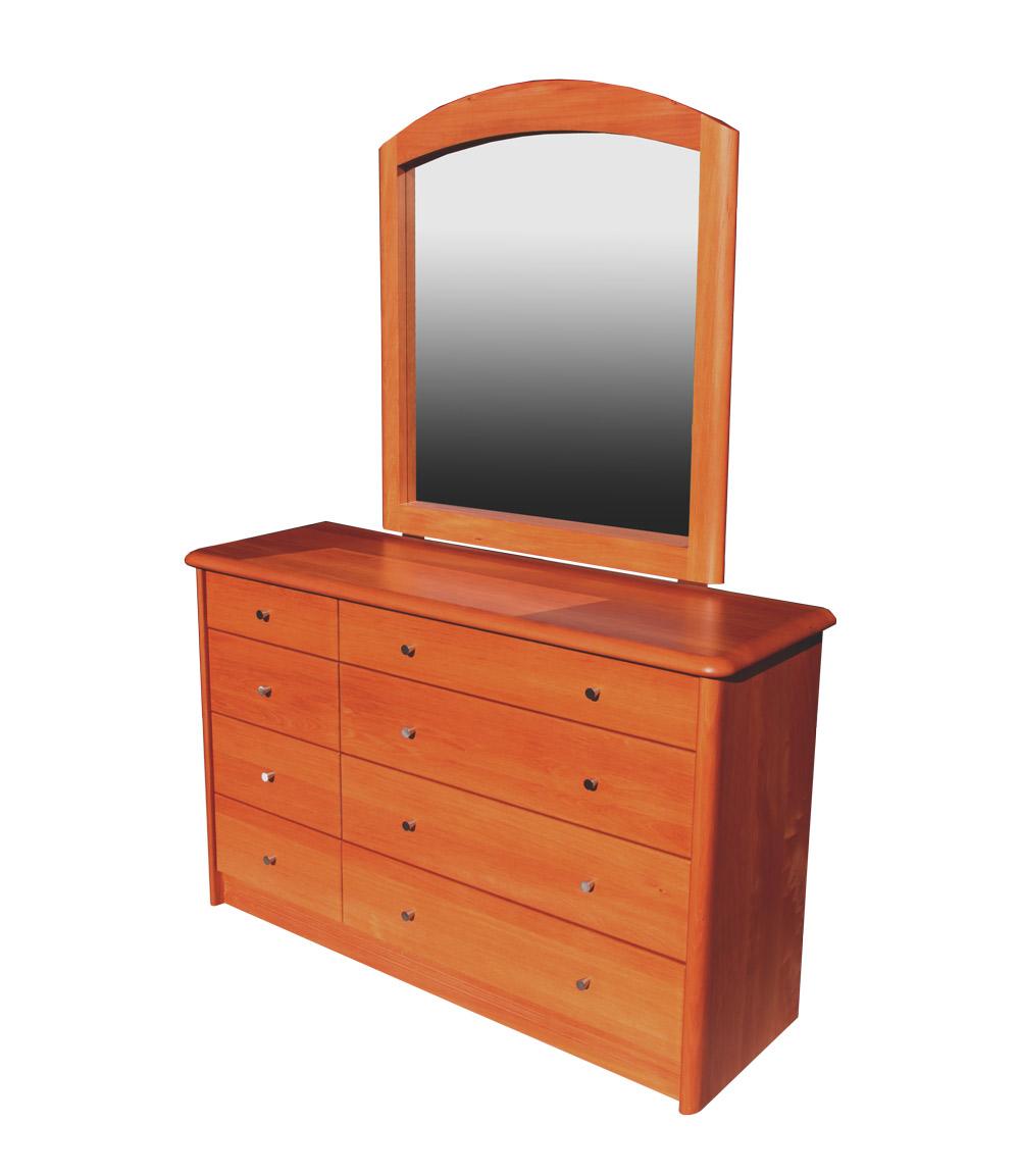 Euphoria 8 Drawer Dresser