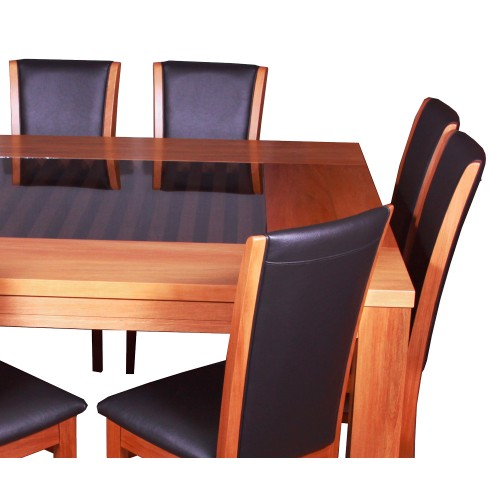 Euphoria 8 chairs and Vista Dining table