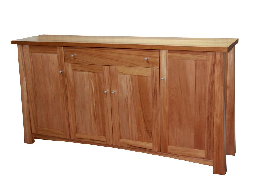 Oke 4 Door Buffet unit