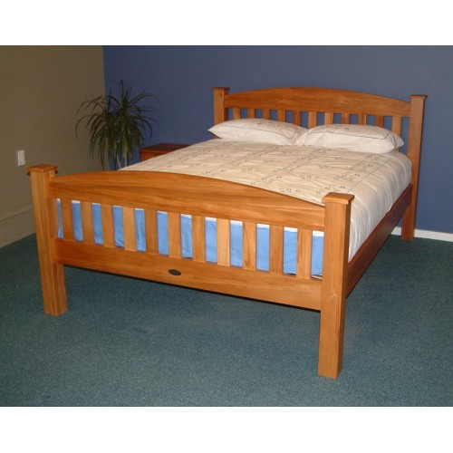 Bella King Bed Frame
