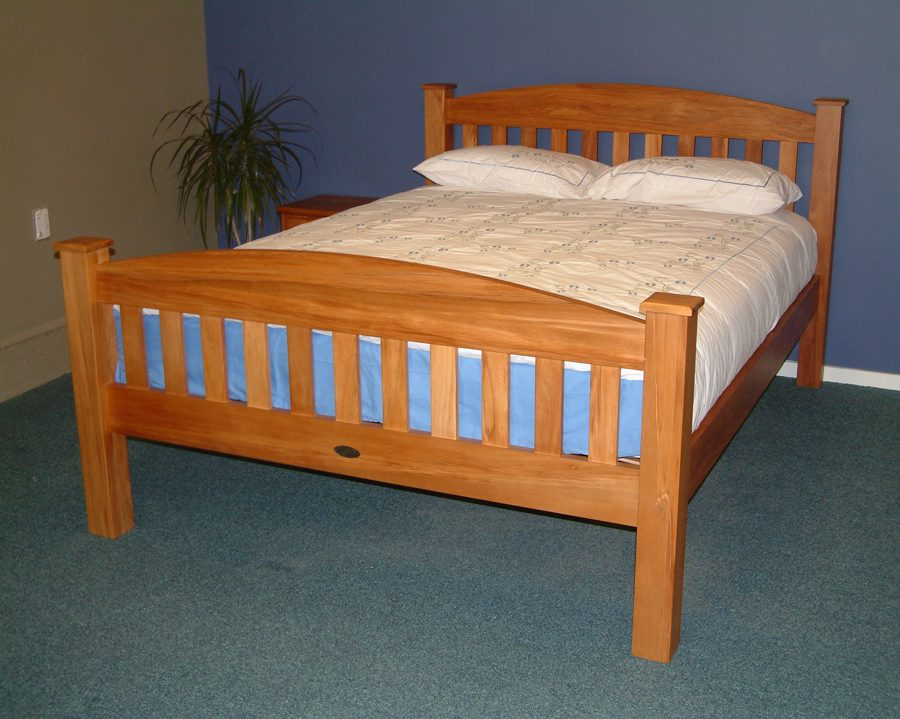 Bella King Single Bed Frame