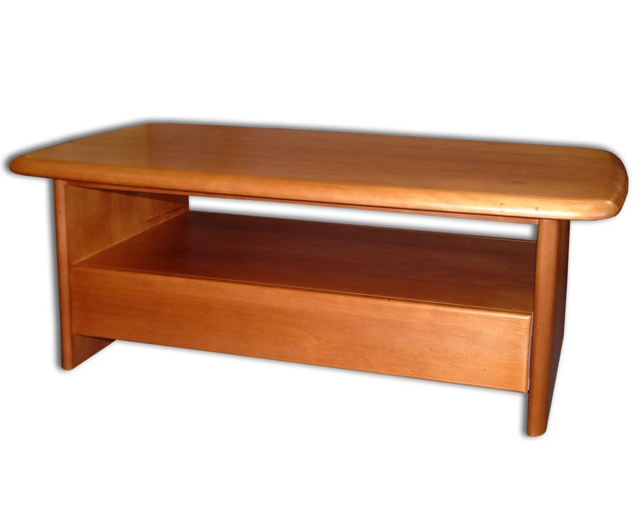 Euphoria 1100 x 650 Coffee Table with Draw