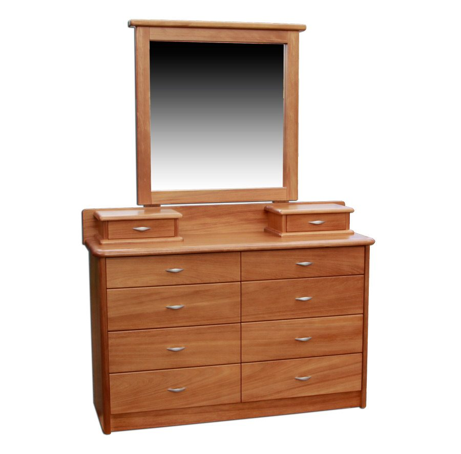 Euphoria Dresser with Jewellery Drawers