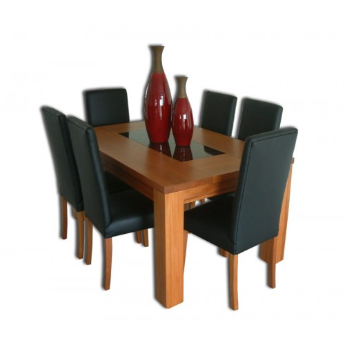 Fusion 6 Chairs and Dining Table