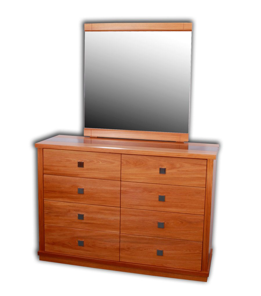 Fusion 8 Drawer Dresser