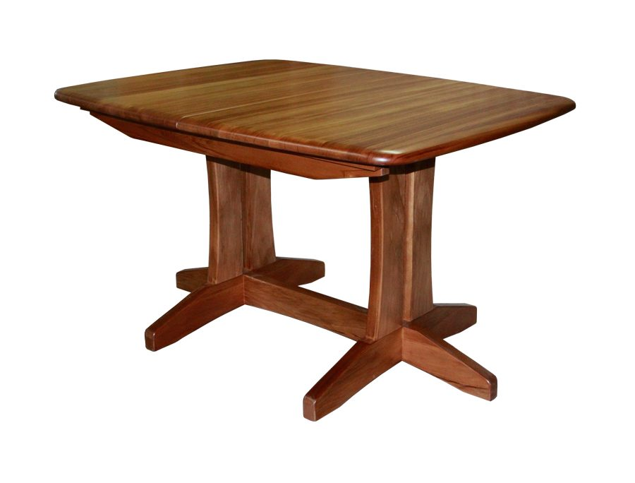 Geo 1600-2050 x 1050mm Extendable Dining Table
