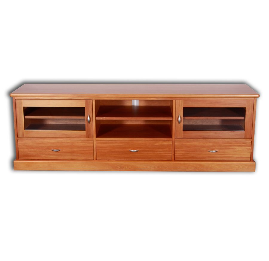 Geo 2000 x 650mm Entertainment unit