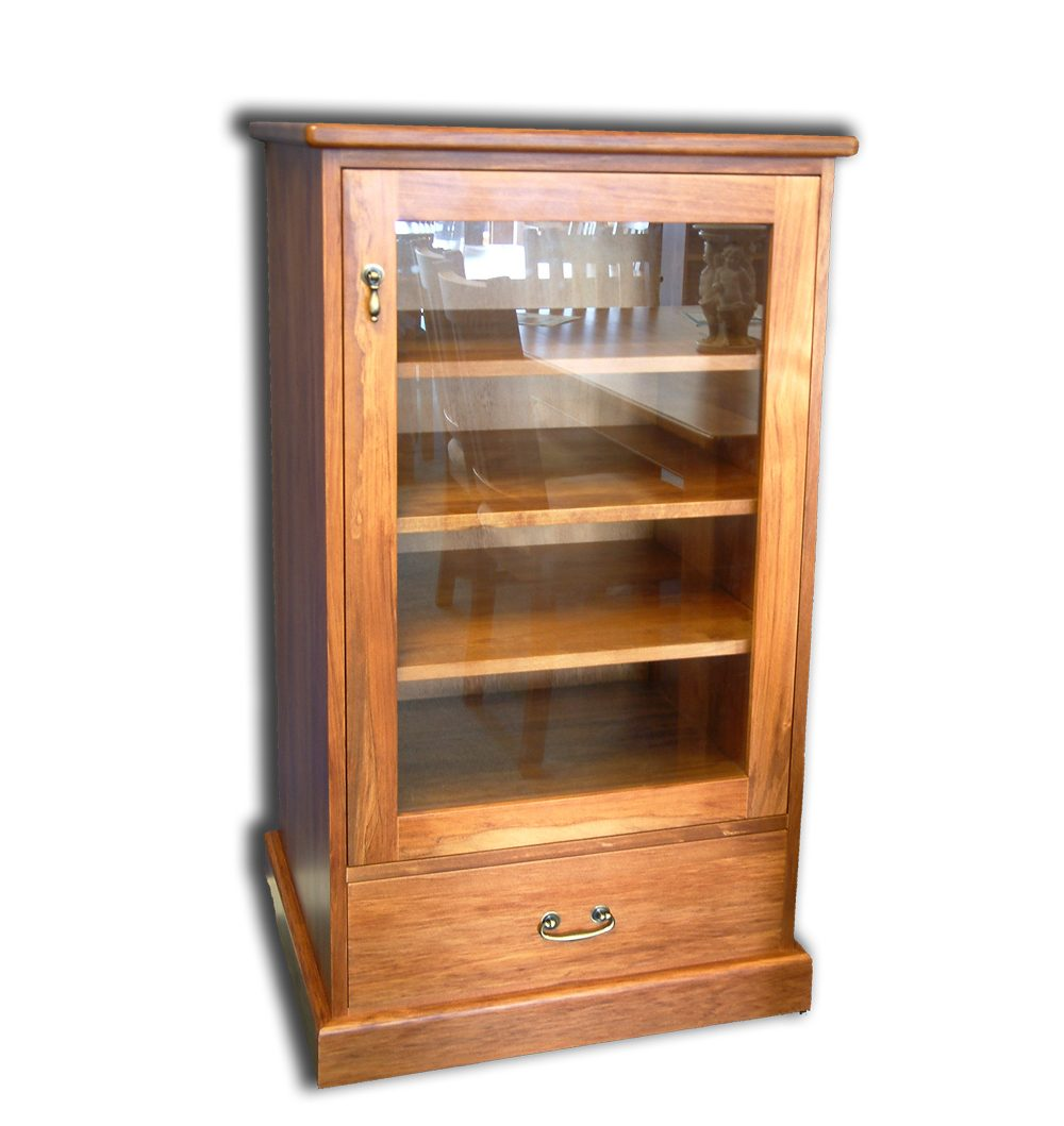 Geo Large Stereo Cabinet