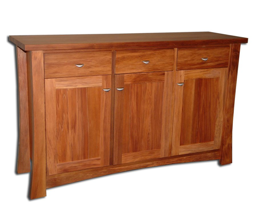 Kea 3 Door Buffet unit