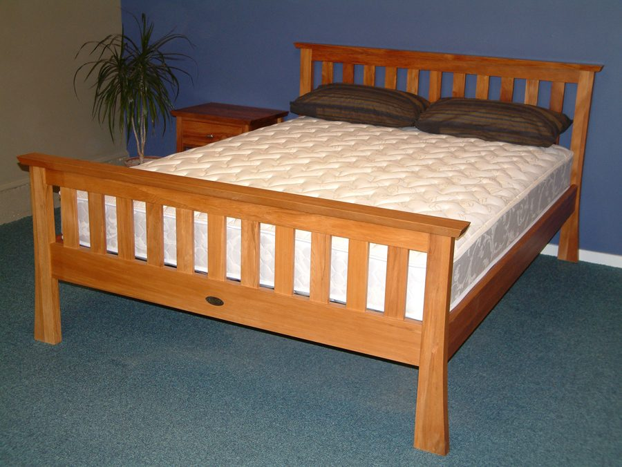 Kea Queen Bed Frame