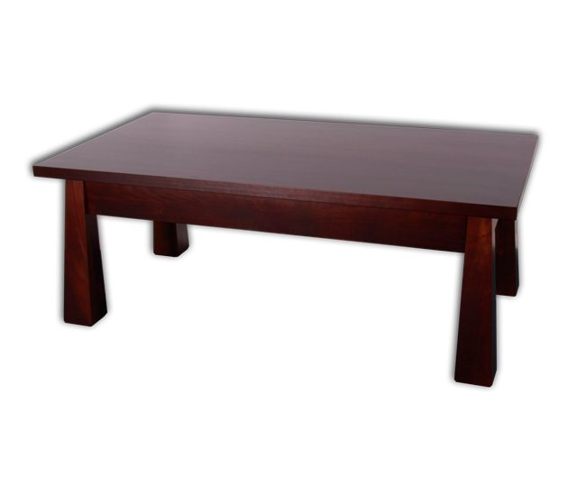 Oke Coffee Table with drawer 1200 x 650