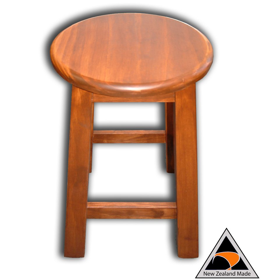 Woodland Round Bar Stool